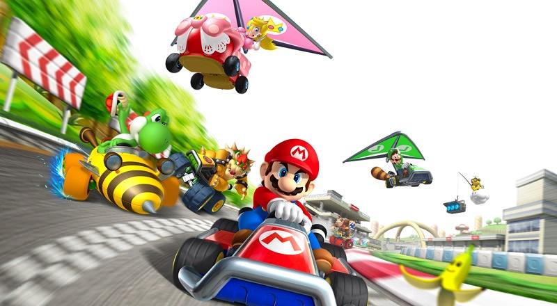 لعبة الأطفال ماريو كارت من أشهر 5 ألعاب سيارات في العالم