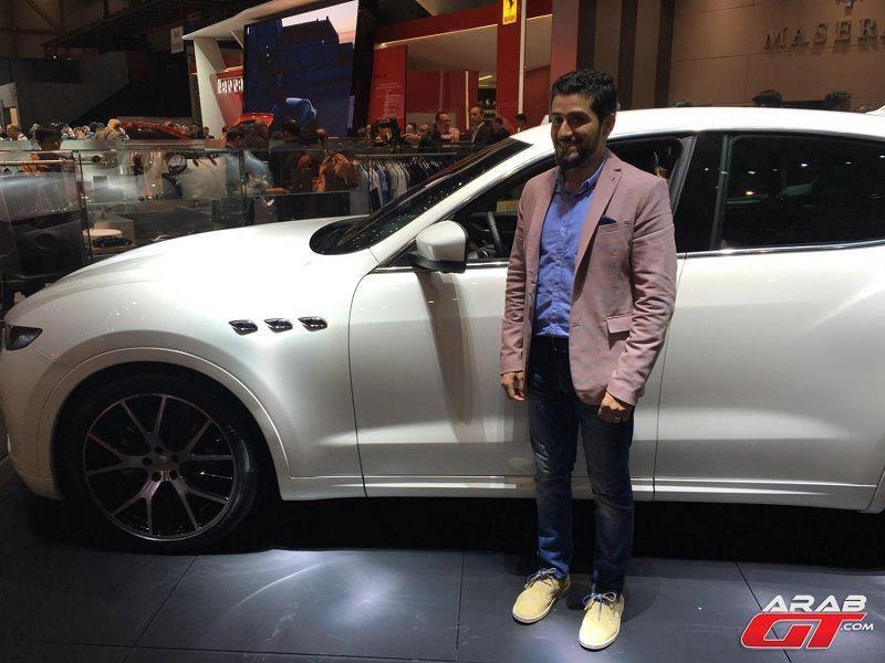 أول سيارة SUV من مازيراتي تنطلق بشكل رسمي