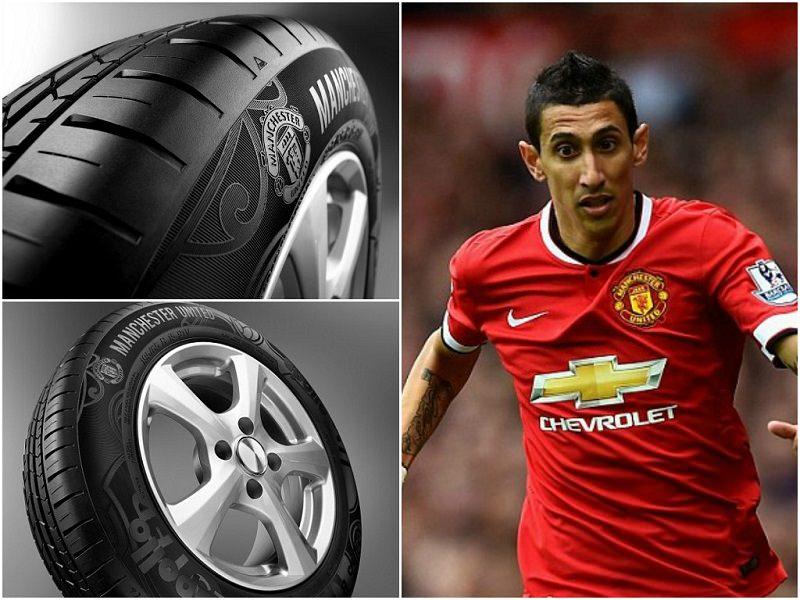 مانشستر يونايتد ينتقل من كرة القدم إلى عجلات السيارات مع شركة أبولو