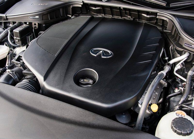 محرك انفينيتي Q70 2017