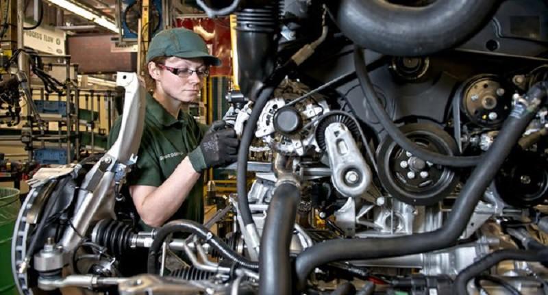سرقة محركات جاكوار لاند روفر بقيمة 3.75 مليون خلال دقائق