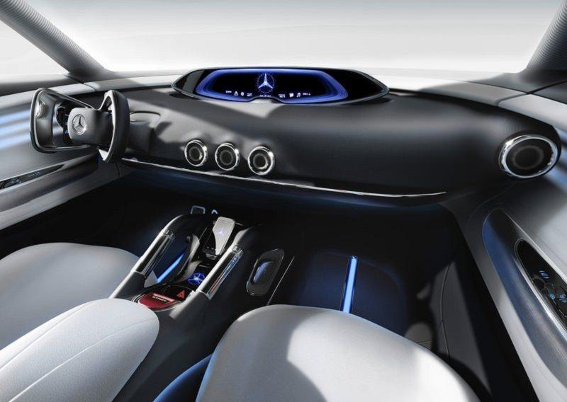 مرسيدس رسمت مستقبل تطورها بهذه السيارة منذ 40 عاماً