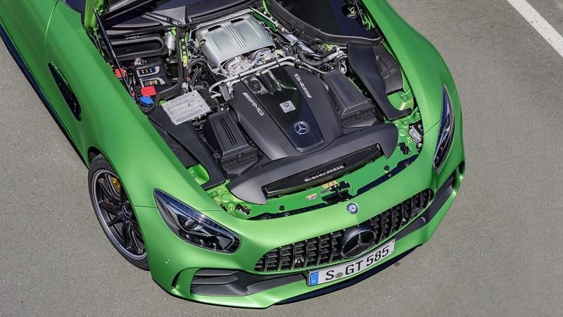 مرسيدس ستقدم العام القادم سيارة رياضية أقوى من AMG GT R