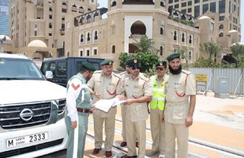 إماراتي يتصدر قائمة أكثر السائقين المخالفين مرورياً في دبي