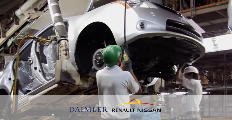 مصنع جديد لسيارات مرسيدس وانفينيتي في المكسيك