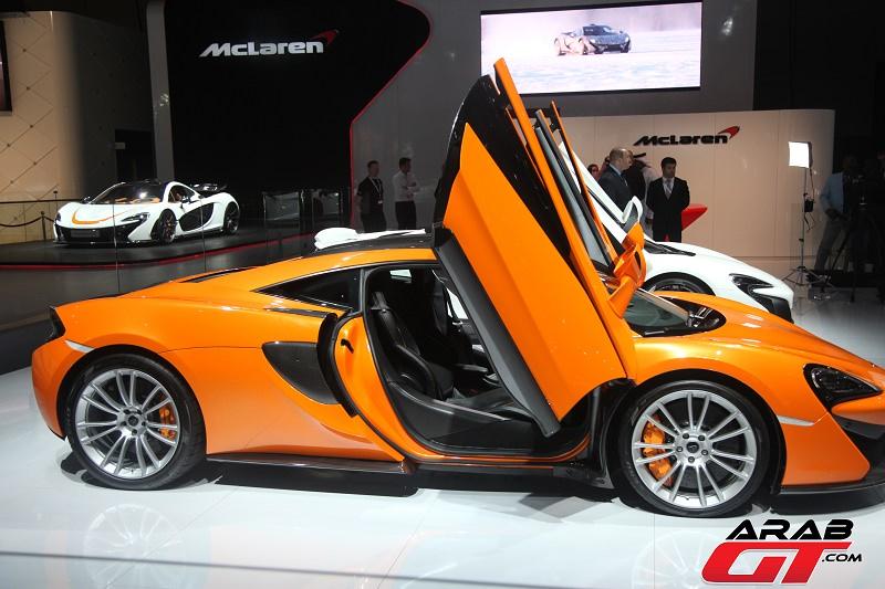 سيارات معرض دبي