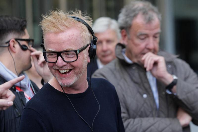 مقدم توب جير السابق تصدر قائمة رواتب مذيعي BBC