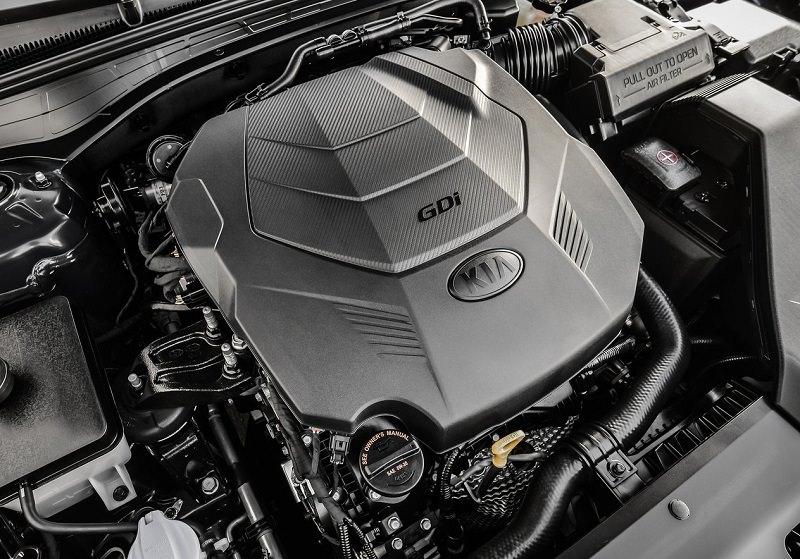 موتور كيا كادينزا 2017