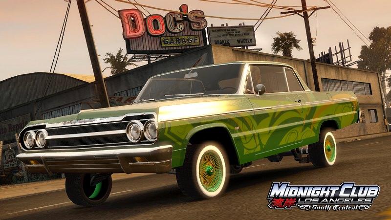 لعبة ميدنايت كلاب من أشهر 5 ألعاب سيارات في العالم