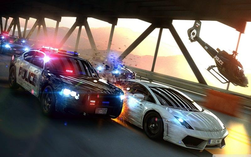 لعبة السيارات الشهيرة Need for Speed أشهر 5 ألعاب سيارات