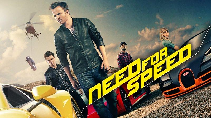 نجمة فيلم Need for Speed معروضة للبيع بسعر خيالي