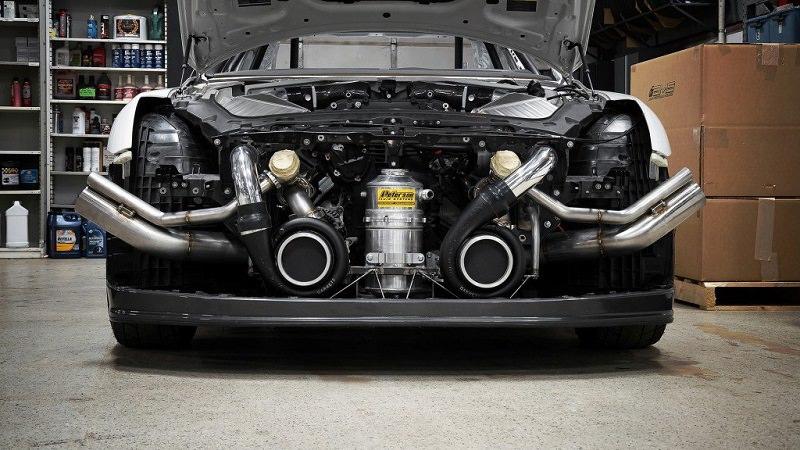 GTR بقوة 2500 حصان ترغب بسحب لقب عالمي من سيارة بحرينية