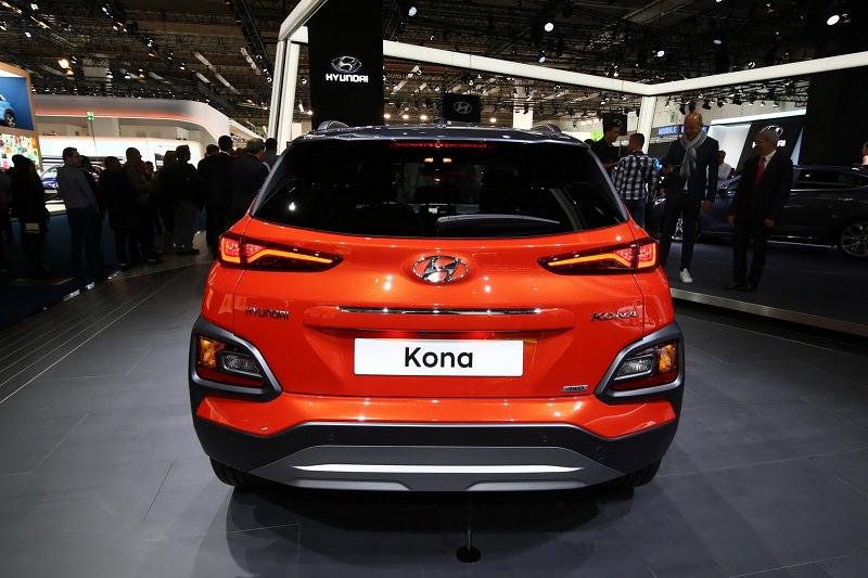 2017 Kia Niro Fe >> أجدد سيارات هونداي التي يتوقع انتشارها عالمياً تظهر على ...
