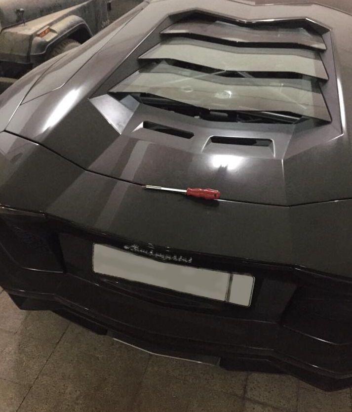 مالك لمبرجيني سعودي يعثر على مفاجأة في سيارته بعد إصلاحها في الوكالة