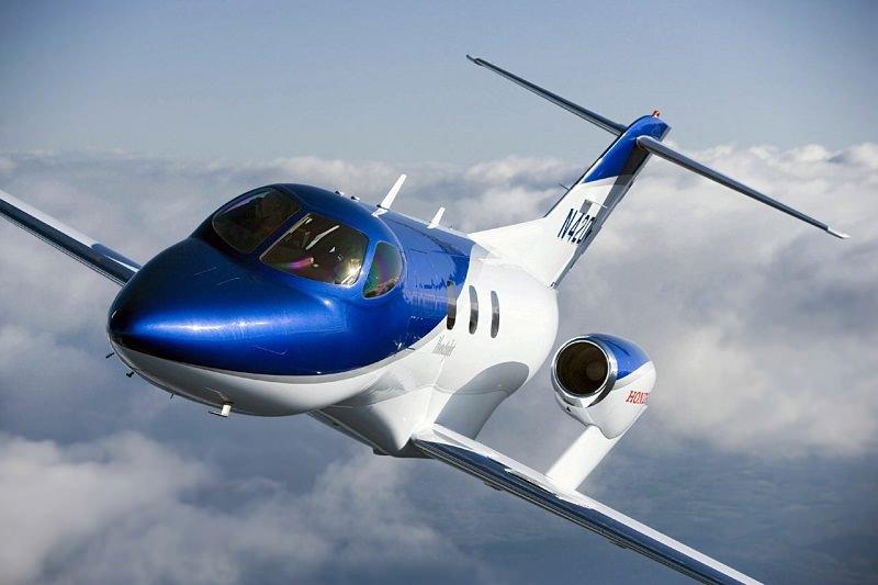 هوندا تطرح طائرتها النفاثة السريعة للبيع العام القادم