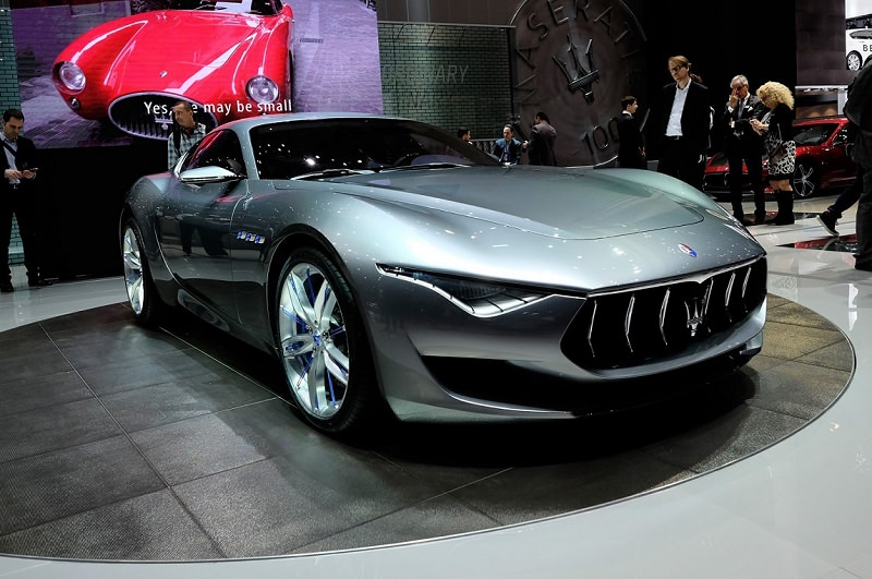 مازيراتي تحدد مصير سيارة Alfieri بشكل رسمي