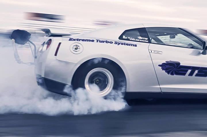 نيسان GTR EXS الأسرع في العالم