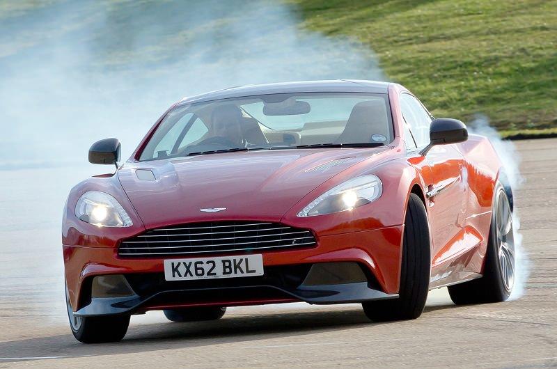 سيارات استون مارتن القادمة لن تحمل شعار AMG | عرب جي تي