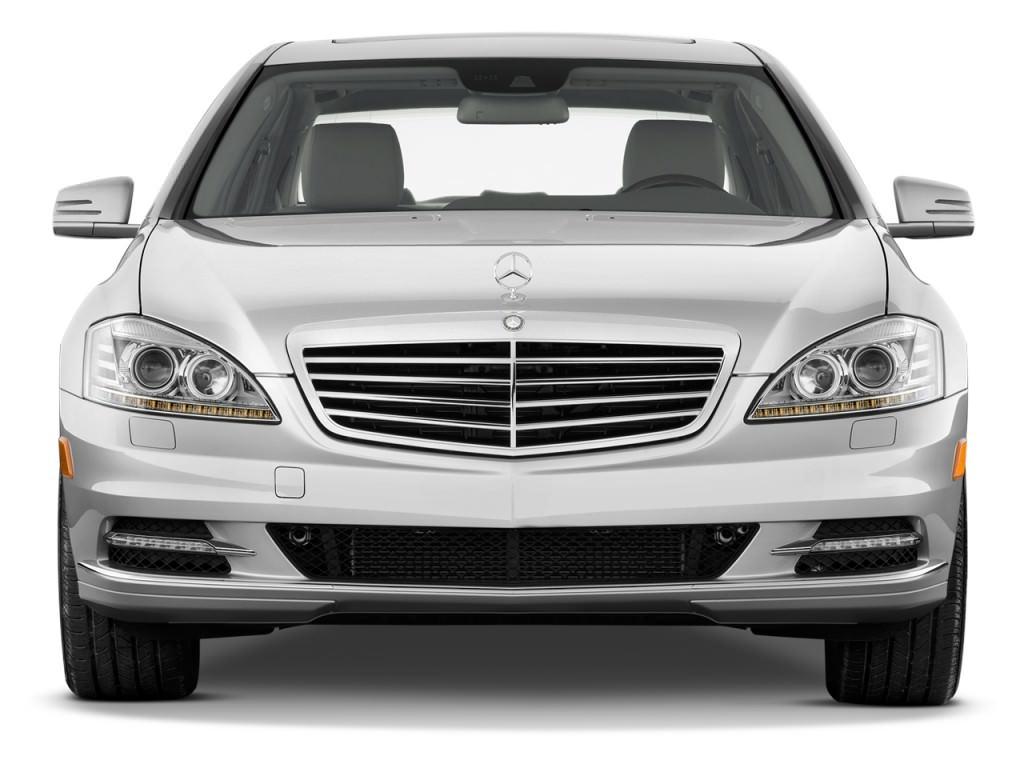 سيارة مرسيدس اس كلاس 2012