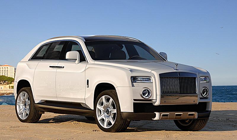 2015 سيقرر مصير سيارة رولز رويس الـ SUV