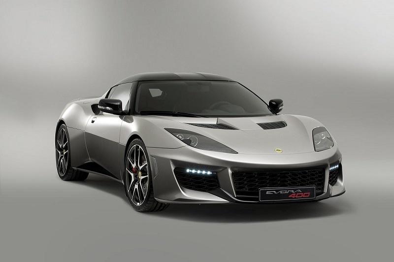لوتس ايفورا 400 أقوى وأسرع سيارة لوتس في العالم