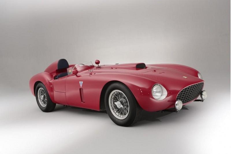 فيراري طراز 1954 تباع بـ18 مليون دولار