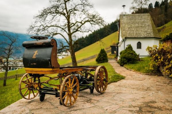 اول سيارة في تاريخ بورش كانت كهربائية