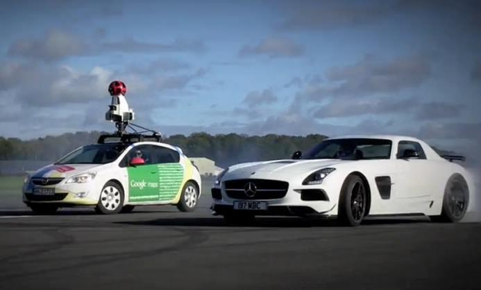 The Stig يتعاون مع جوجل