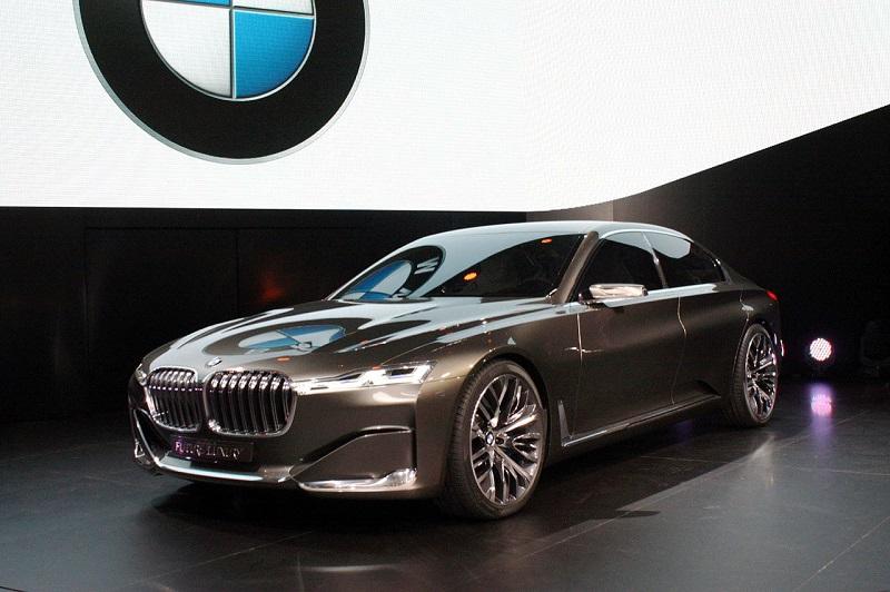 بي ام دبليو Vision Future Luxury تنقلك الى عالم مختلف
