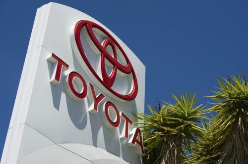 تويوتا تحتفظ بلقب شركة السيارات الأكثر قيمة في العالم