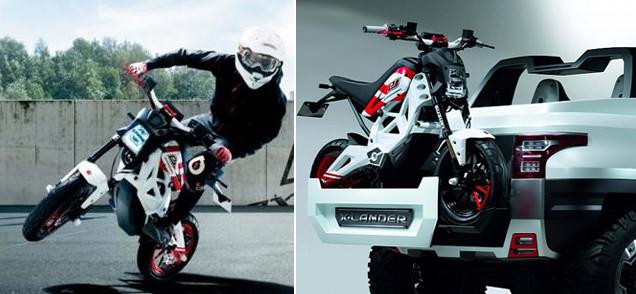 تعرف على دراجات المستقبل في كوكب اليابان مع سوزوكي إكستريغر