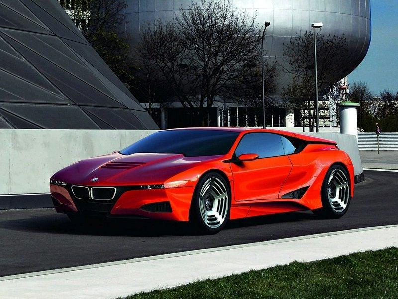 بي ام دبليو تفكر في منافسة AMG GT