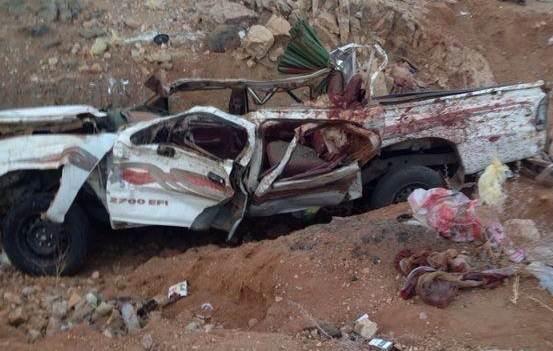 جمل سائب يتسبب في وفاة 8 اشخاص في السعودية