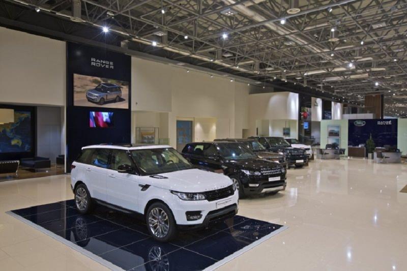 الطاير للسيارات تبيع أكبر عدد من سيارات جاكوار و لاند روفر في العالم