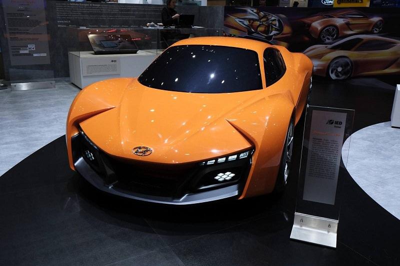 معلومات رسمية عن سيارة هيونداي الرياضية الجديدة