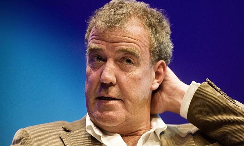 بي بي سي توقف عمل جيريمي كلاركسون في توب غير