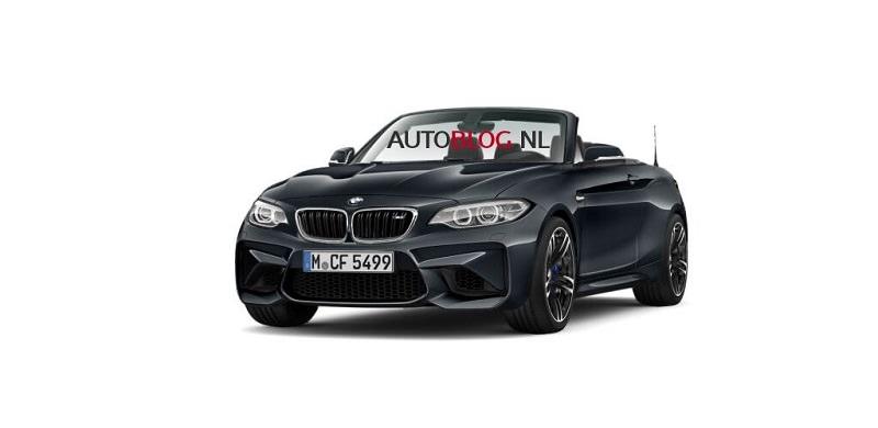 هل هذا دليل على احتمال إطلاق BMW M2 كشف