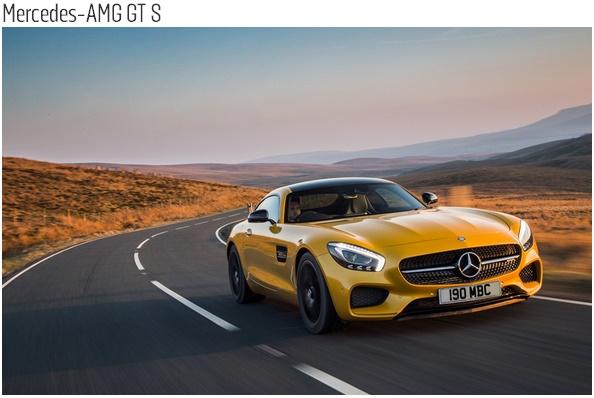 Mercedes-AMG GT S-مرسيدس اي ام جي جي تي اس