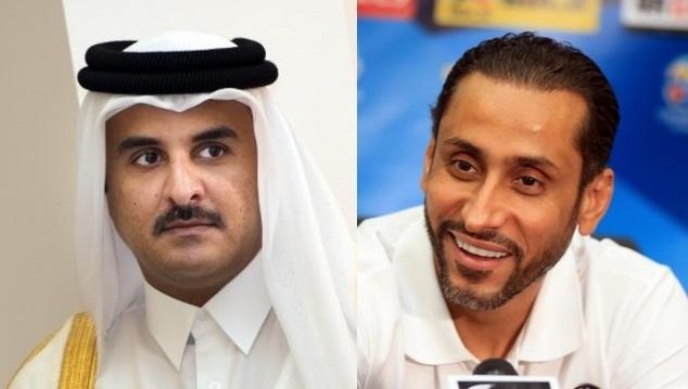 هل أهدى أمير قطر سيارة لامبورجيني لسامي الجابر