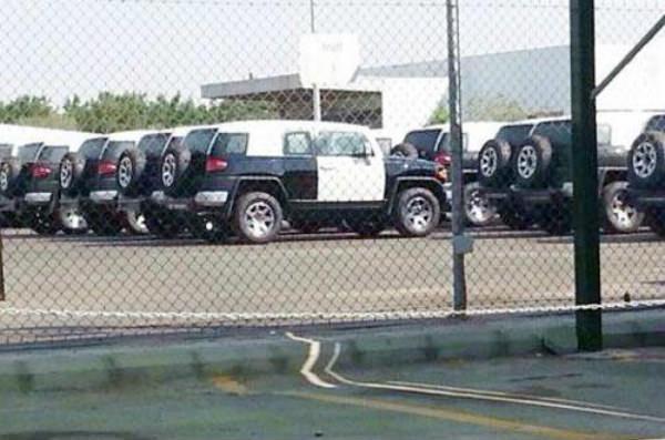 الدوريات السعودية الجديدة تدخل الخدمة قريباً