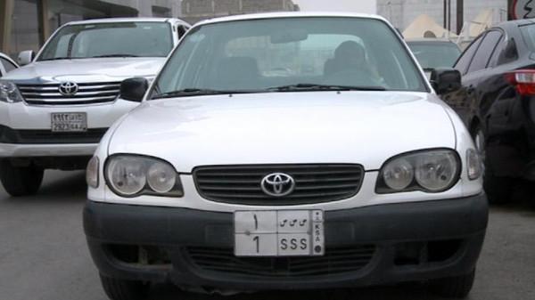 مصري يرفض بيع لوحة سيارته السعودية بـ 3 ملايين ريال