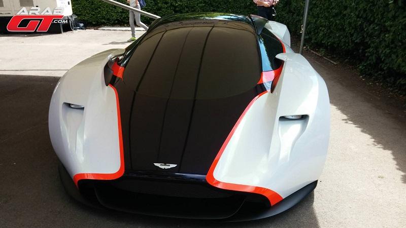 هل يكشف هذا الفيديو عن مستقبل سيارات استون مارتن