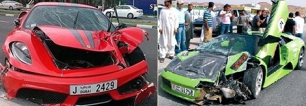 5 أسباب رئيسية تؤدي إلى وقوع حوادث السير في الإمارات