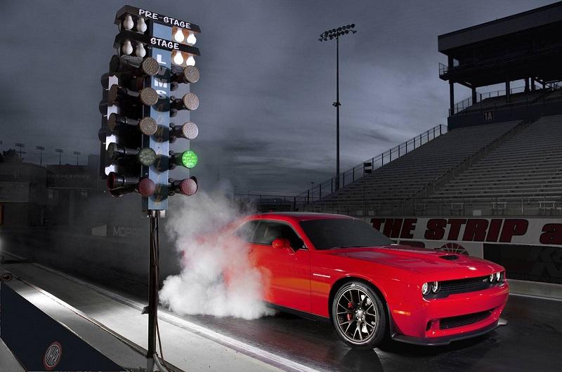 دودج تشالنجر SRT Hellcat الجديدة اقوى سيارة عضلات في العالم