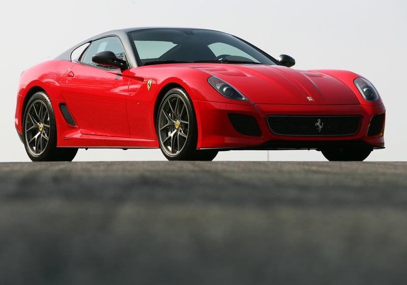سيارات  فيراري 599 GTO