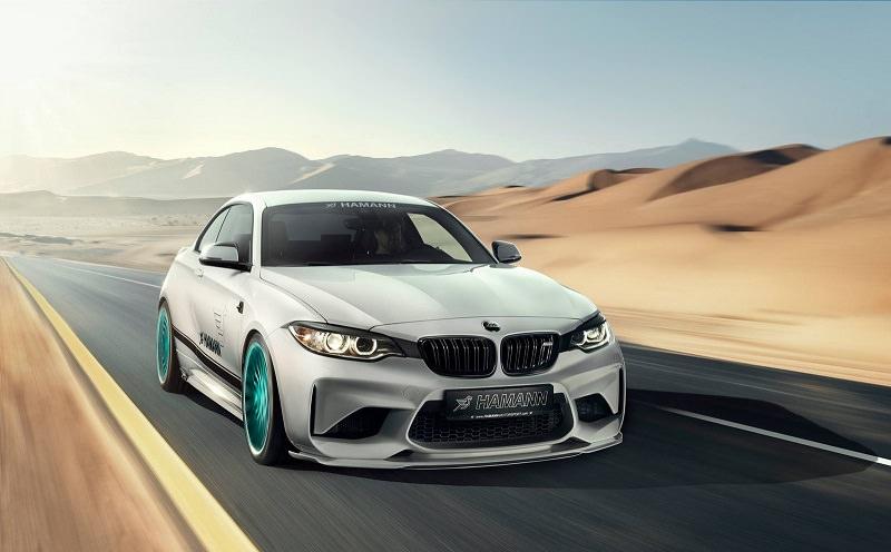 هامان BMW M2 تظهر بمجموعة جديدة من الصور