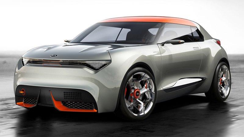كيا Stonic سيارة غامضة قادمة لتنافس مازدا CX-3