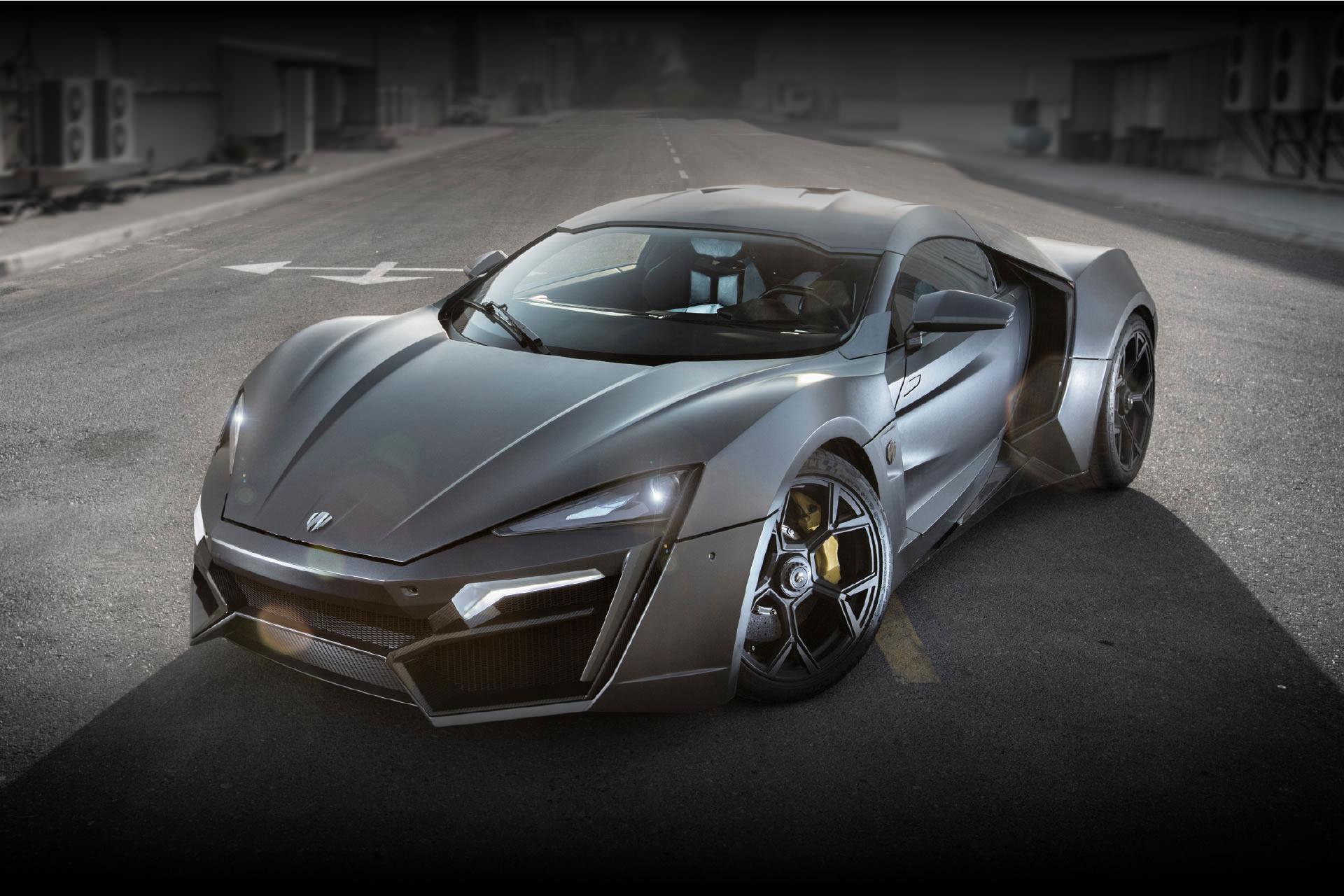 اول سيارة عربية فائقة تحصل على المزيد من القوة