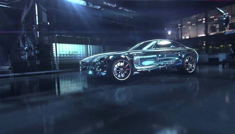 تقارير جديدة تحدد موعد ظهور مرسيدس AMG GT طراز 2016