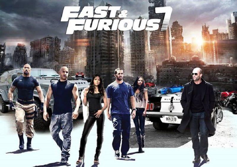 تحديد موعد عرض فيلم Fast & Furious 7